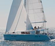 Cat Lagoon 450 for rent in Annapolis