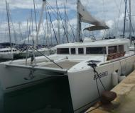 Cat Lagoon 450 for rent in Marina Seget Donji