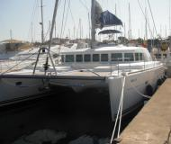 Cat Lagoon 500 available for charter in S Arenal