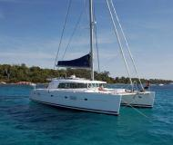 Cat Lagoon 500 available for charter in Reggio di Calabria