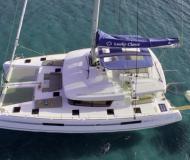 Kat Lagoon 52 chartern in Yachthafen Volos
