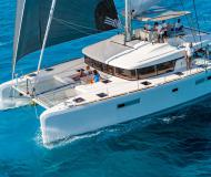 Cat Lagoon 52 available for charter in Road Town