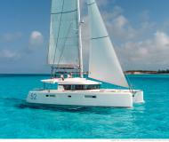Kat Lagoon 52 Yachtcharter in Marsh Harbour City