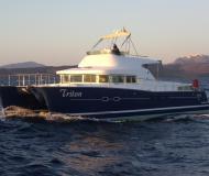 Katamaran Lagoon 43 Power Yachtcharter in Cogolin