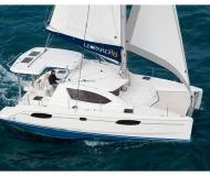 Catamaran Leopard 38 available for charter in Phuket City