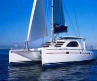 Catamaran Leopard 40 for rent in Marina Borik