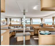 Cat Leopard 42 for rent in Marina Le Marin