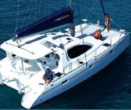 Catamaran Leopard 43 available for charter in Nanny Cay Marina