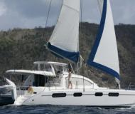 Catamaran Leopard 46 for charter in Clifton