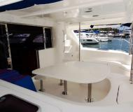 Motor yacht Leopard 47 available for charter in Road Town