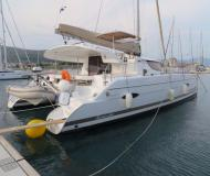 Cat Lipari 41 available for charter in Trogir