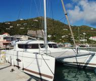 Cat Lipari 41 available for charter in Manuel Reef Marina
