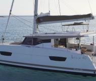 Kat Lucia 40 Yachtcharter in Sukosan Bibinje