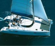 Kat Lucia 40 Yachtcharter in Rogoznica