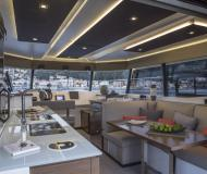 Cat Maestro 37 available for charter in Harborage Marina
