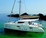 Kat Mahe 36 in Charlotte Amalie chartern