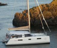 Katamaran Nautitech 40 Yachtcharter in Palma