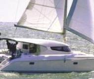 Catamaran Nautitech 40 for hire in ACI Marina Trogir