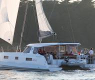 Katamaran Nautitech Open 40 Yachtcharter in Phuket