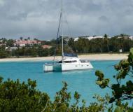 Kat Nautitech 40 Yachtcharter in ACI Marina Split