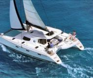 Kat Nautitech 40 in Marina Royale chartern