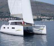 Catamaran Nautitech 40 for rent in Trogir