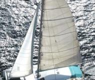 Cat Nautitech 475 for rent in Solaris Yacht Marina