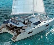Cat Saba 50 available for charter in Marina Kastela