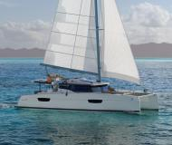 Catamaran Saona 47 for hire in Kuah