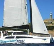 Katamaran Seawind 1250 Yachtcharter in Airlie Beach