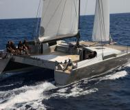 Cat SIG 45 available for charter in Skiathos