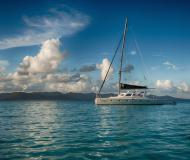 Kat Voyage 500 Yachtcharter in Sopers Hole