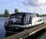 Hausboot Doerak LX 901 OK Yachtcharter in Rechlin