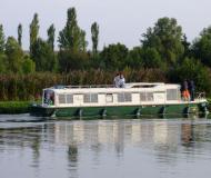 Hausboot Eau Claire 1400 R in Lagarde chartern