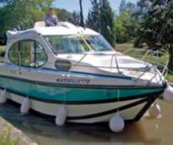 Houseboat Estivale Duo available for charter in Marina Luebz