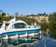 Houseboat Estivale Quattro for rent in Saverne