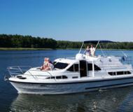 Hausboot EUROPA 400 in Marina Fleeensee chartern