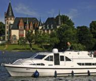 Europa 600 Houseboat Charter Untergoehren (Germany)