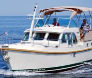 Motorboot Grand Sturdy 29.9 AC in Marina Zadar chartern