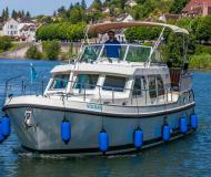 Houseboat Grand sturdy 34.9 available for charter in Marina Lutzelbourg