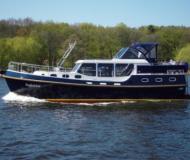 Hausboot Gruno 35 K classic in Marina Lanke Berlin chartern
