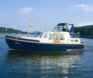 Hausboot Hellingskip 1100 AK Yachtcharter in Rechlin