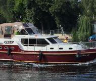 Hausboot Hollandia 38 Classic chartern in Marina Bootscenter Keser