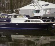 Hausboot Keser 1190 chartern in Marina Bootscenter Keser