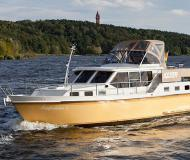 Houseboat Keser Hollandia 1100 C for rent in Berlin City