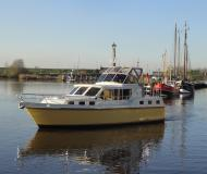 Keser Hollandia 1200 C Houseboat for rent Berlin City (Germany)