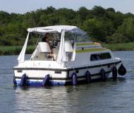 Hausboot Navig 27 in Lagarde chartern