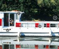 Houseboat Penichette1107 W for hire in Marina Redon