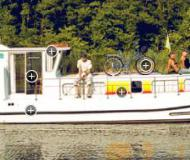 Penichette 1106 FB Houseboat for rent Joigny (France)