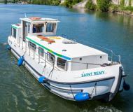 Houseboat Penichette 1107 for rent in Saint Leger sur Dheune